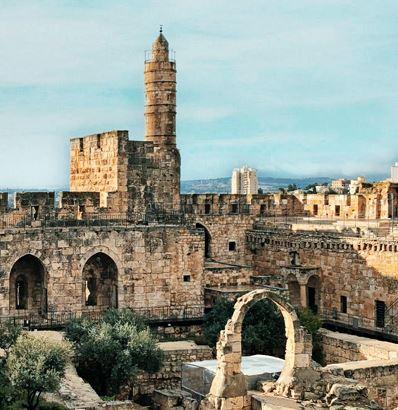 אגדות ירושלמיות - סיור תחפושות בעיר העתיקה