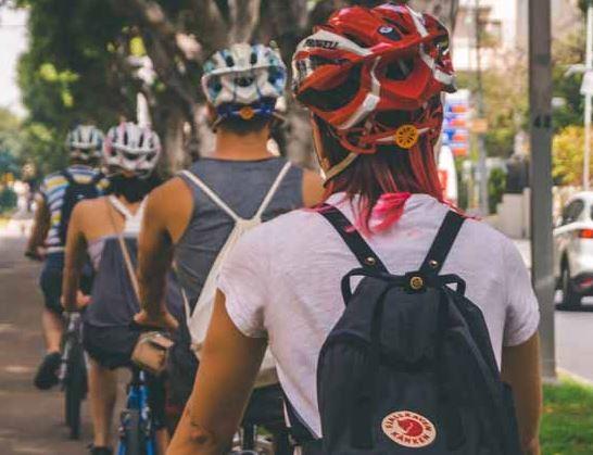 סיור אופניים תל אביבי
