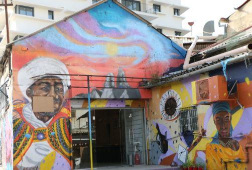 סיור גרפיטי ואמנות רחוב עצמאי בפלורנטין