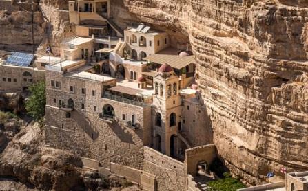 טיול בעקבות הרי ירושלים ומדבר יהודה
