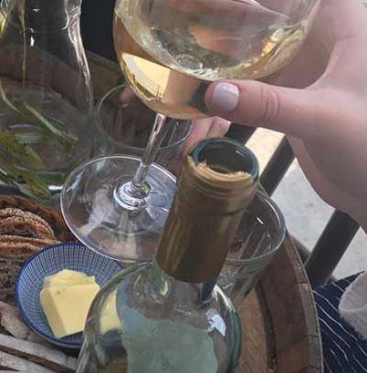 טעימות יין ובירה בגליל