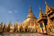 בורמה ארץ של מקדשי זהב