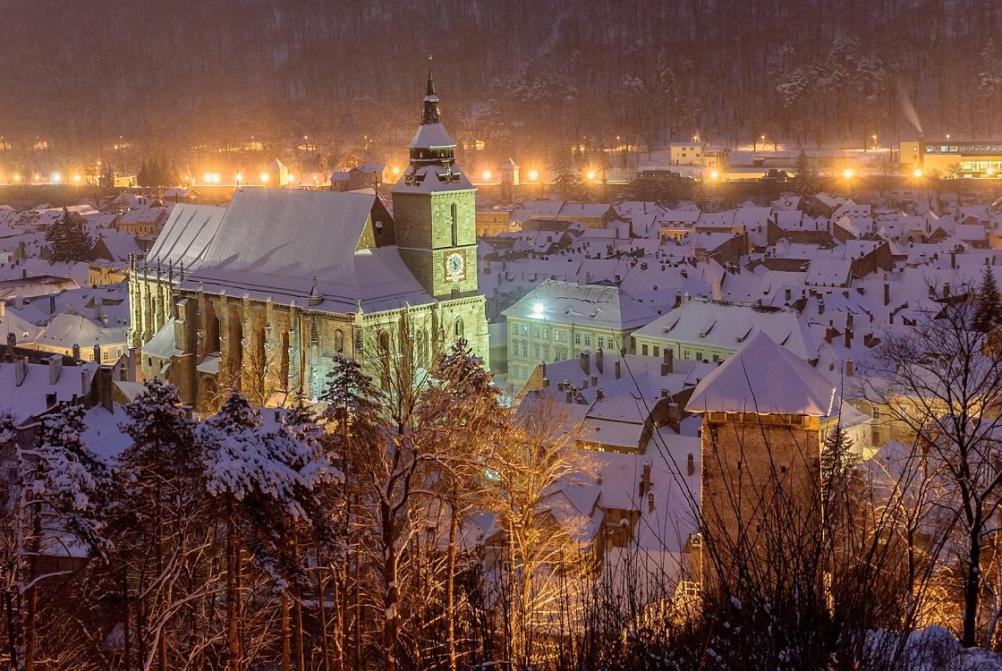 ספארי שלג ברומניה- ההר בלבן