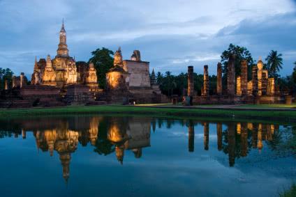 תאילנד ארץ אלף החיוכים