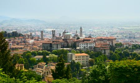 צפון איטליה כולל בולגנה מילאנו ברגמו