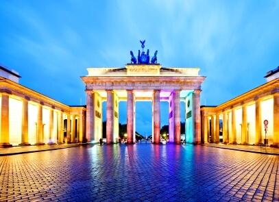 בין פראג לברלין - הערים המוזהבות