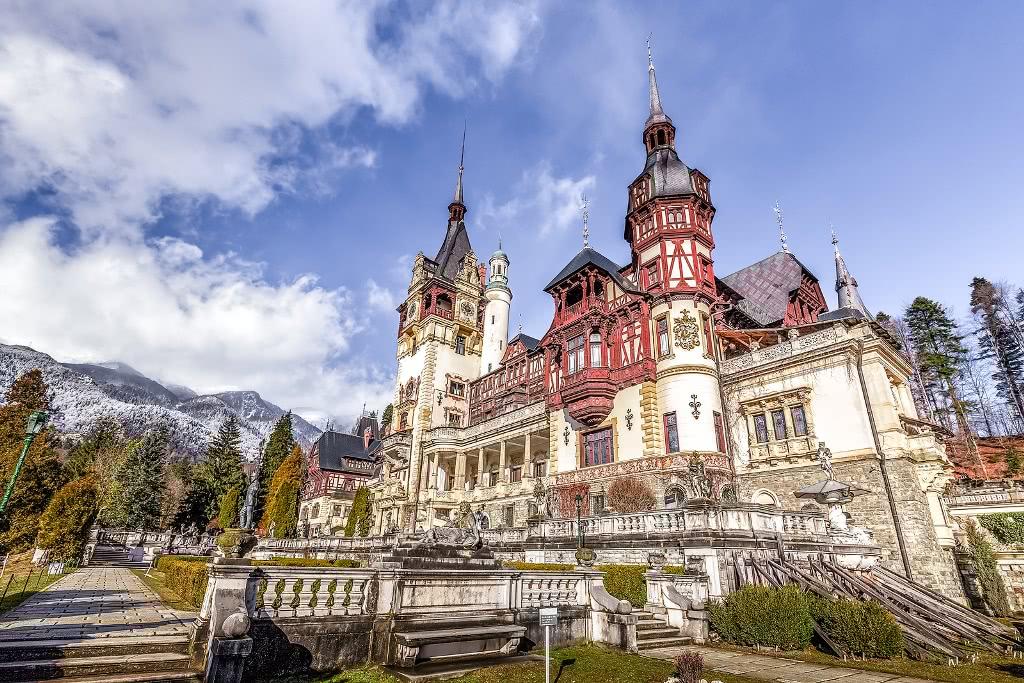 טיול מאורגן לרומניה 6 ימים לילה ראשון בוקרשט
