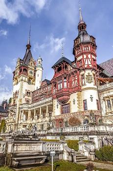 רומניה- מסע מרתק אל הקרפטים