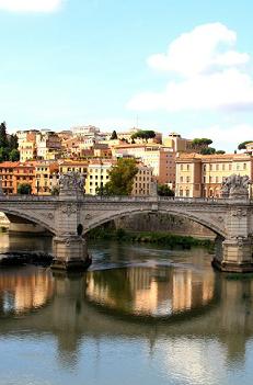 רומא וטוסקנה דוברי עברית, שני מלונות