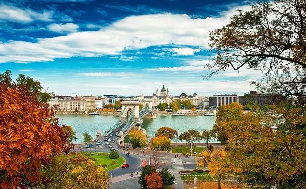 בודפשט- הדנובה והערים הקסומות