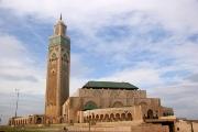 מרוקו  4 ערי המלוכה: רבאט, מקנס, פס, מראקש