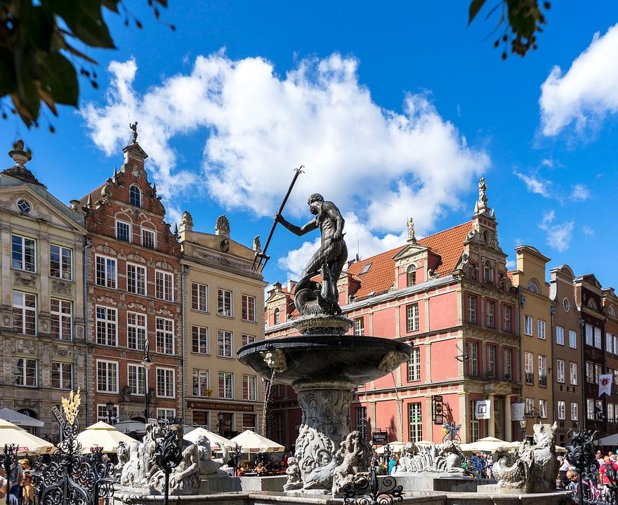 צפון פולין - מוורשה ועד האגמים המזוריים – היסטוריה ויהדות, נופים וטבע