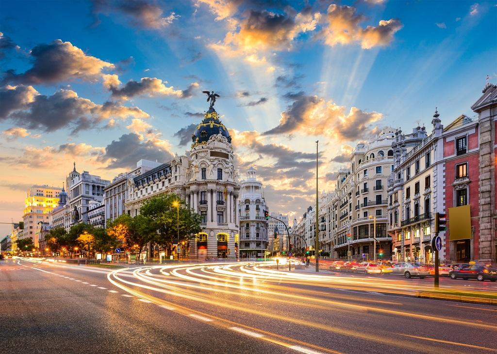 מדריד-הלב של ספרד