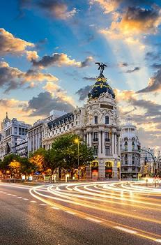 מדריד וקסטיליה – הלב של ספרד