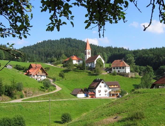 היער השחור ועמק הריין לשומרי מסורת