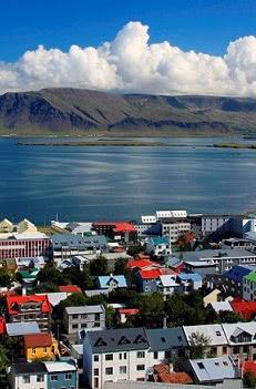בעקבות הלוויתנים, הרי הגעש והקרחונים באיסלנד 8ימים