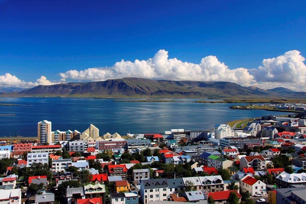 איסלנד ארץ של קרח ואש