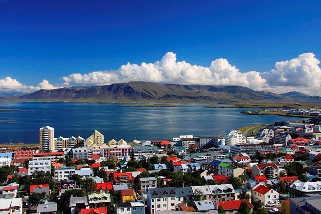 מאורגן לאיסלנד ארץ של קרח ואש