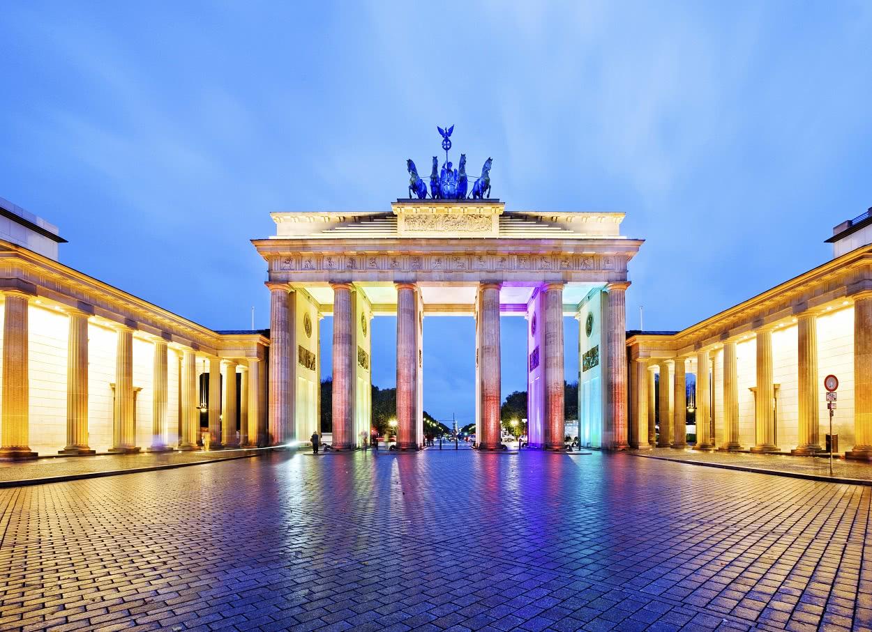 קפיצה קטנה לברלין