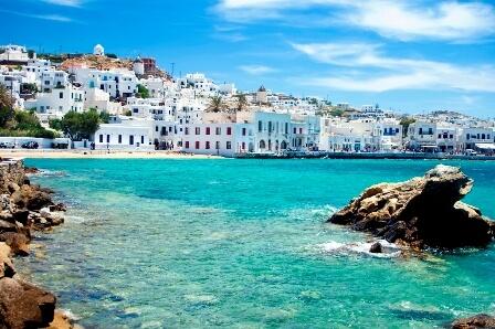 שייט מאורגן איטליה והאיים היוונים