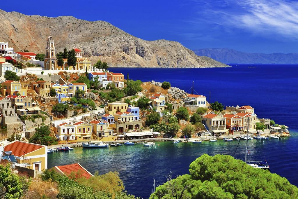 נופים וטעמים בממלכת האלים-יוון