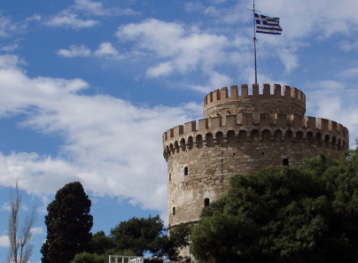 יאסו לקסם היווני- טיול קצר ליוון - SKG