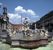 Piazza Navona  - פיאצה נבונה