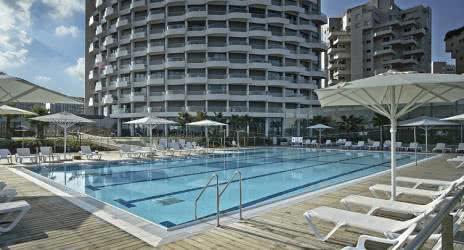 מלון בוטיק WEST תל אביב