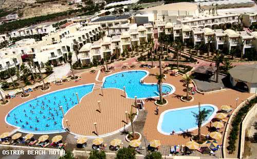 îìåï Ostria Beach Hotel