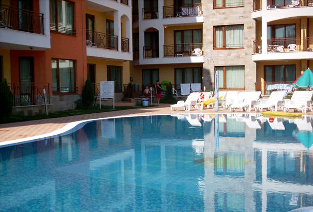 îìåï Golden Dreams Apartments