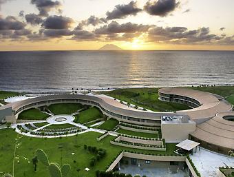 מלון Capo Vaticano Resort Thalasso And Spa
