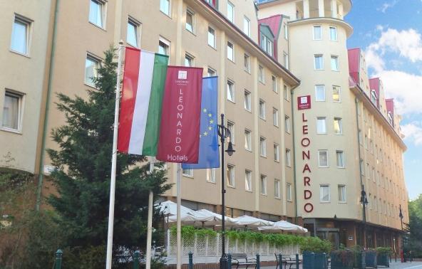 îìåï Leonardo Hotel