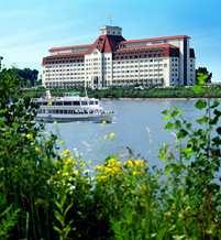 îìåï Hilton Danube