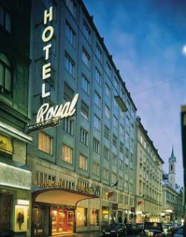 îìåï Royal Hotel