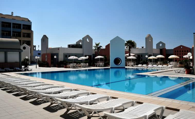 îìåï Blue Sea St. George`S Park And La Vallette Resort