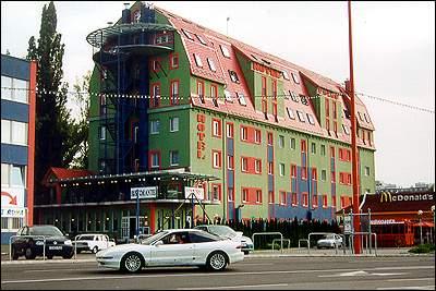 îìåï Polus Hotel