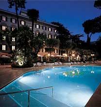 מלון Aldrovandi Villa Borghese