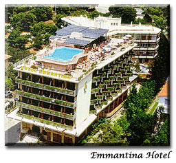 מלון Emmantina Hotel