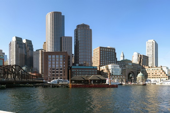 טיסה לבוסטון