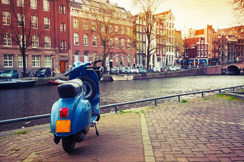 אמסטרדם - הולנד