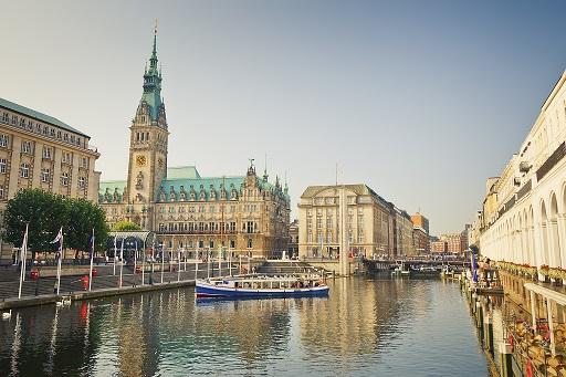 המבורג - גרמניה