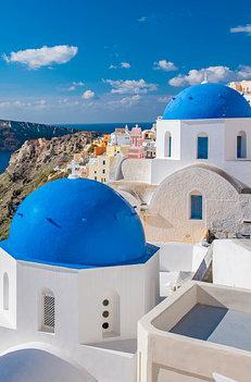 סנטוריני - יוון