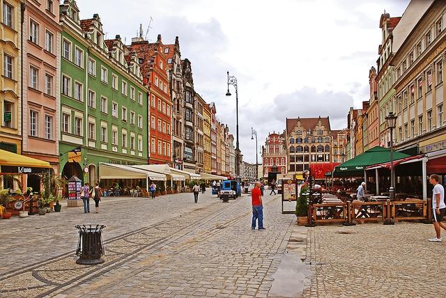 ורוצלאב - פולין