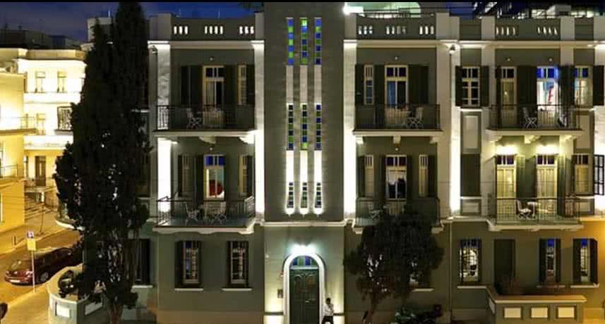 עלמה-מלון בוטיק
